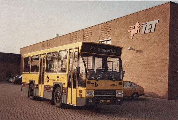 1984 Den Oudsten Mercedes Benz 7004
