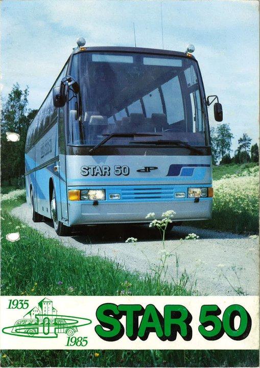 1985 Delta Plan Star 50