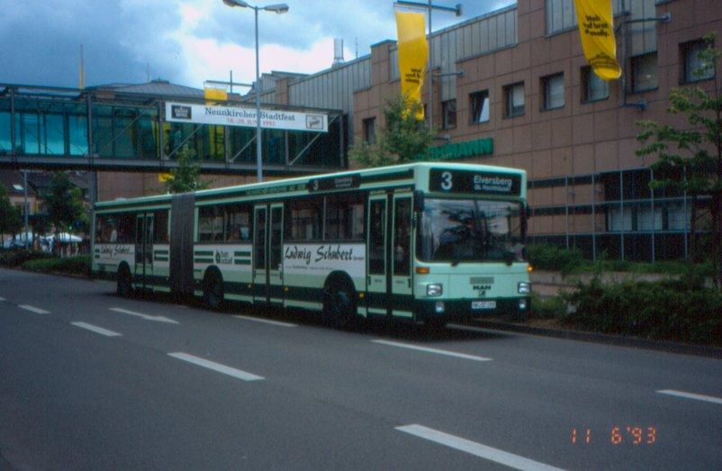 1986-98 Neunkirchen-MAN-SG242Bus208