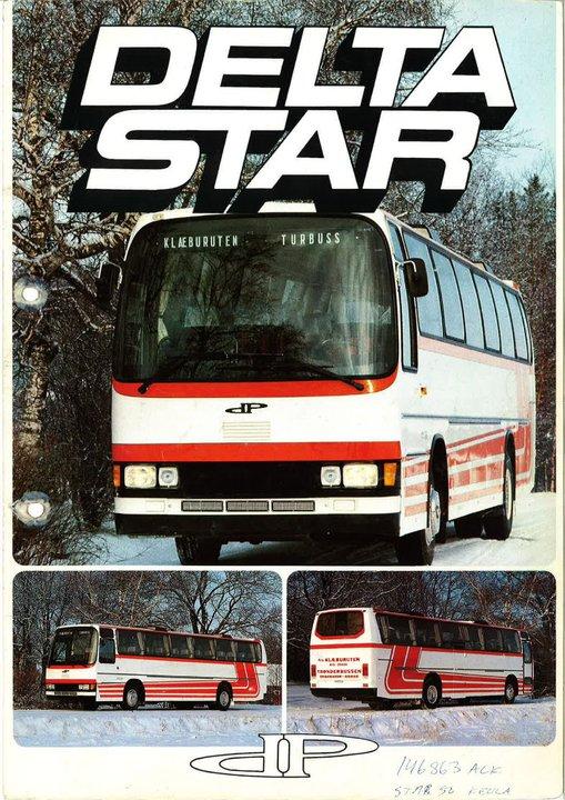 1986 DeltaPlan Star