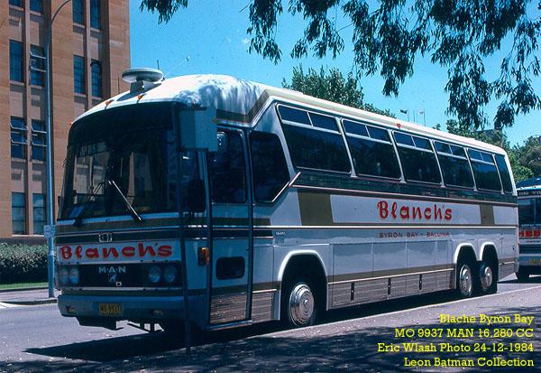 1990 MAN 16280 CC Blanche Byron Bay MO 9937