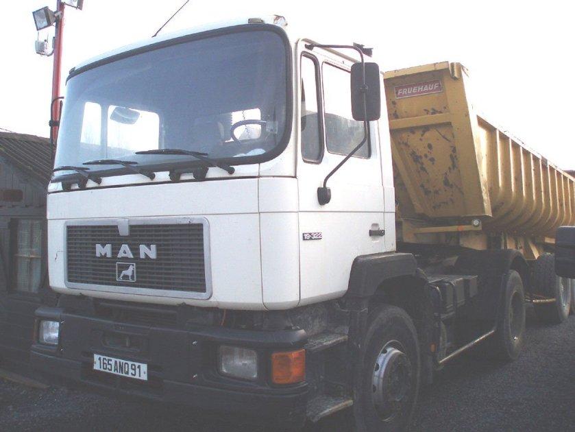 1991 MAN 19.322