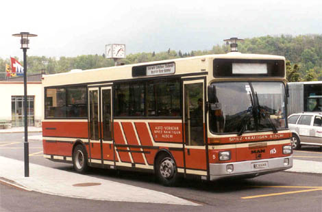 1991 MAN SM 182