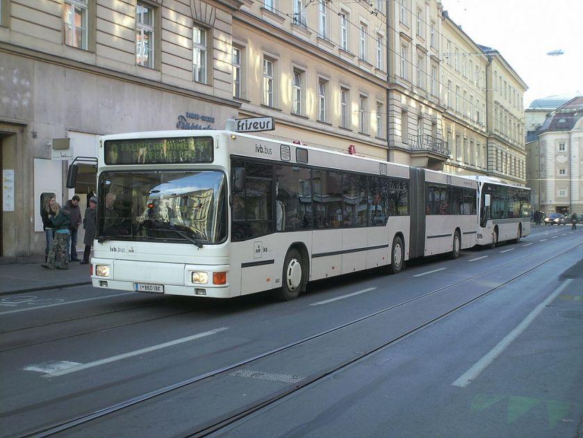 1992-99 Wagen 860 MAN 272