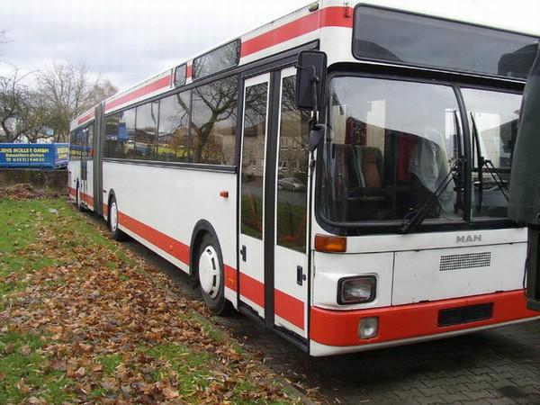 1993 MAN SG 322 793
