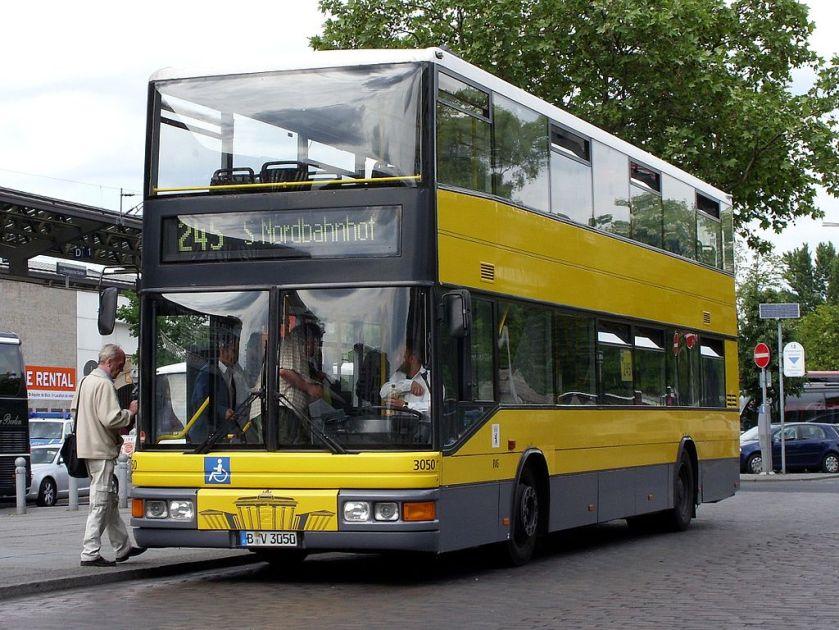 1994-95 MAN ND 202 BVG 3050