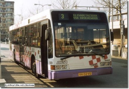 1994 MAN -Berkhof Bus