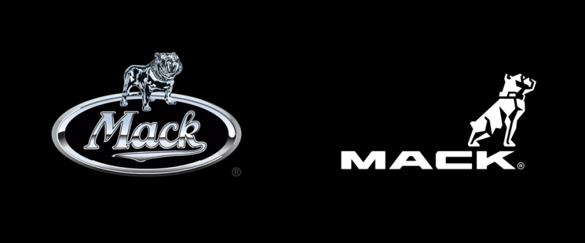 1995 mack trucks logo