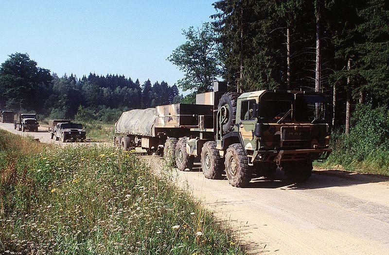 1996 M-1014 MAN