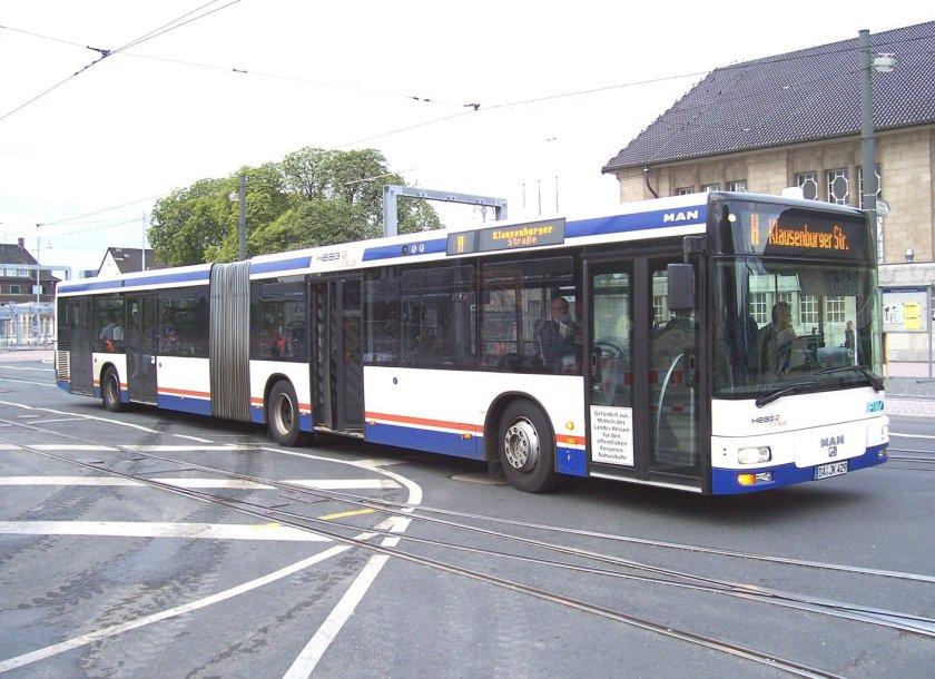 1996 MAN A23 NG