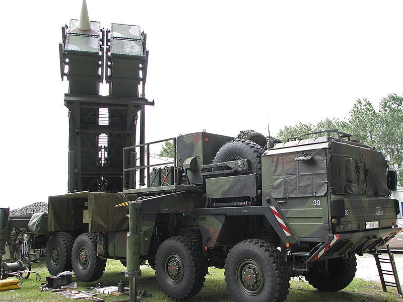 1996 MAN Patriot System 2