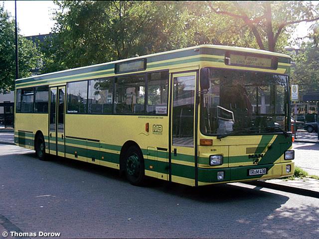 1996 MAN SÜ 242