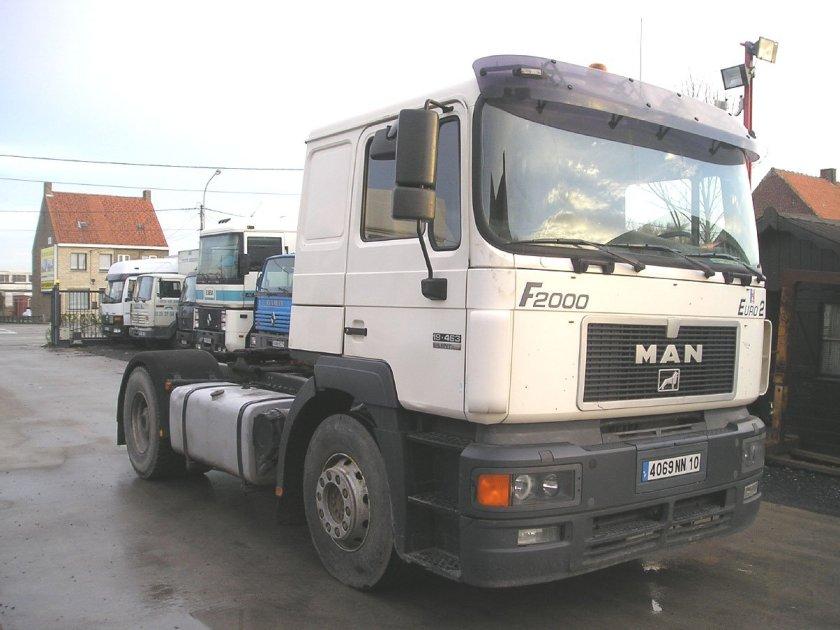 1997 MAN 19.463