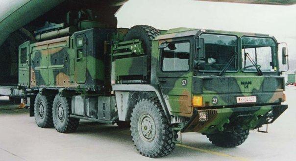 1997 MAN 27.403DFAEG (SX2000), 6x6