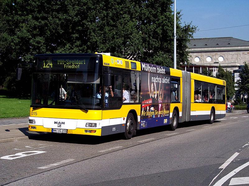 1997 MAN A23 MVG 015 Schloss Broich