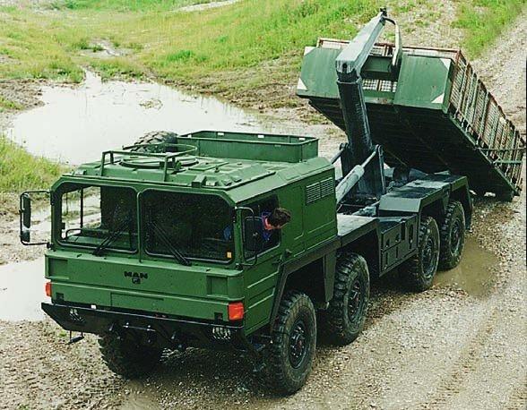 1998 MAN 32.403VFAEG (SX2000), 8x8