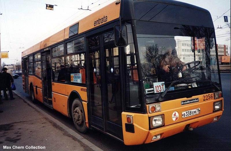 2000 BredaMenarinibus in Moskou