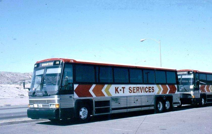 2000 MCI 102A3 KT Services 178