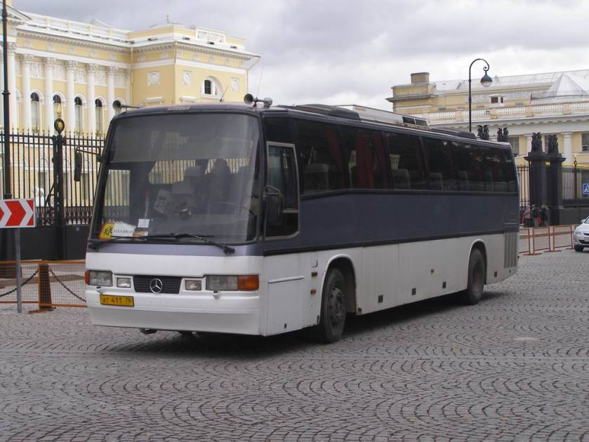 2000 Mercedes-Benz Delta Star 301