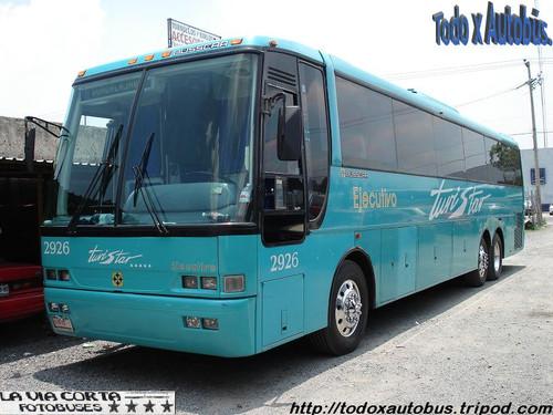 2002 masa busscar el bus 340 - uno de mis autobuses favoritos