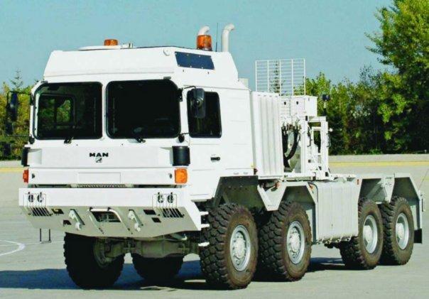 2003 MAN HX 45.660BBS, 8x8