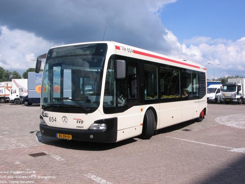 2003 Mercedes Benz Cito-bussen SVD654