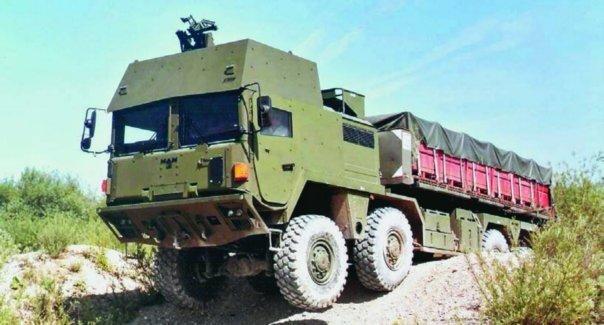 2004 MAN 36.460VFAEG (SX2000A3), 8x8