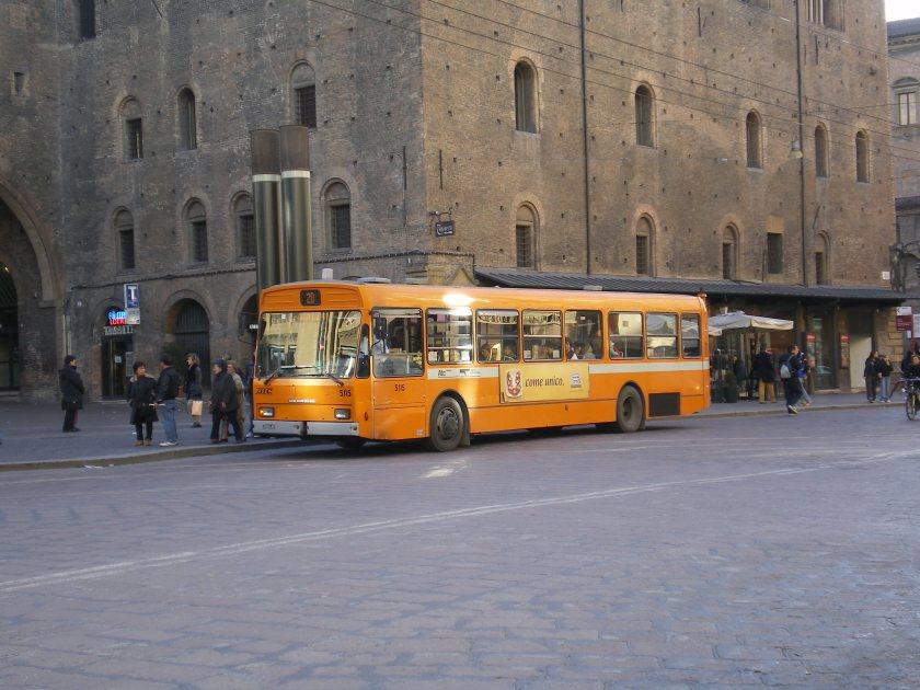 2004 Menarini Monocar 201 della