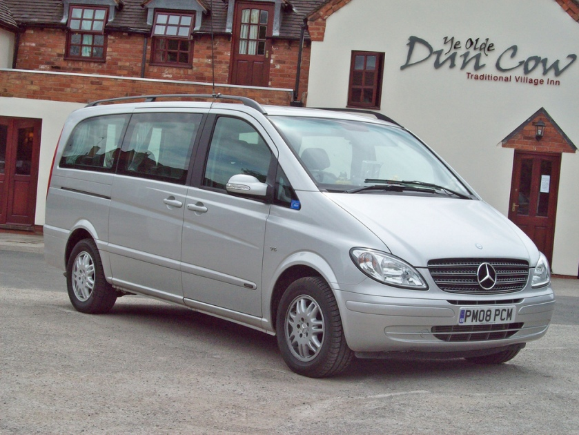 2004- Mercedes Benz Viano Engine 2987cc V6 Diesel