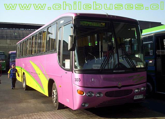 2005 Marcopolo Allegro MBenz Buses JNS