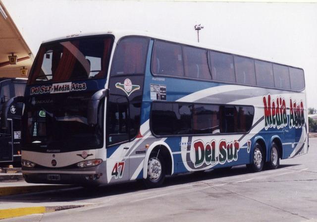 2006 Marcopolo Paradiso 1800DD  MB O400RSD
