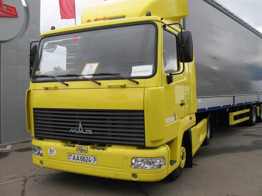 2006 Maz truck minsk
