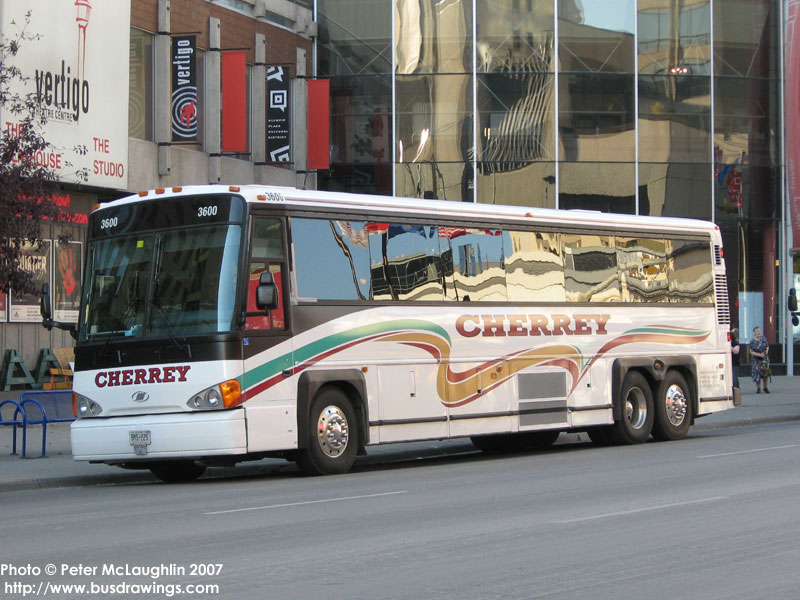 2006 Motor Coach Industries D4000CT Cherrey_Bus_Lines_3600-a
