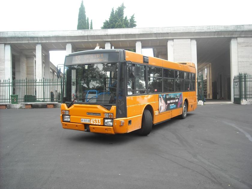 2007 BredaMenariniBus 230 AMT Genova