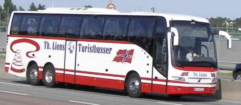 2007 Volvo B12B -B YV3R8L3267A119059 Delta 9700 HD-II 6434x6434-KH48079a