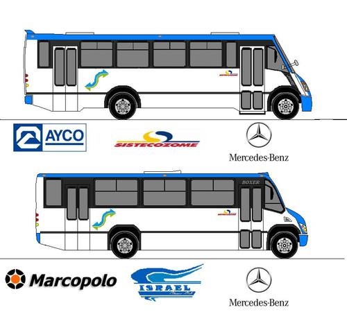 2009 Marcopolo BOXER