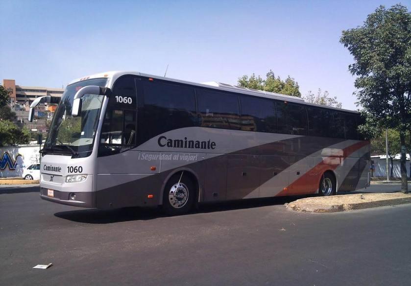 2009 MASA Autobus volvo Caminante de lujo