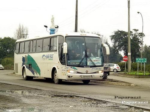 2010 Marcopolo Viaggio G6 Mercedes Benz Nar Bus