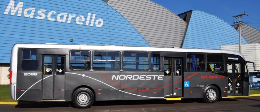 2010 Mascarello apresenta seu Gran Via Motor Traseiro
