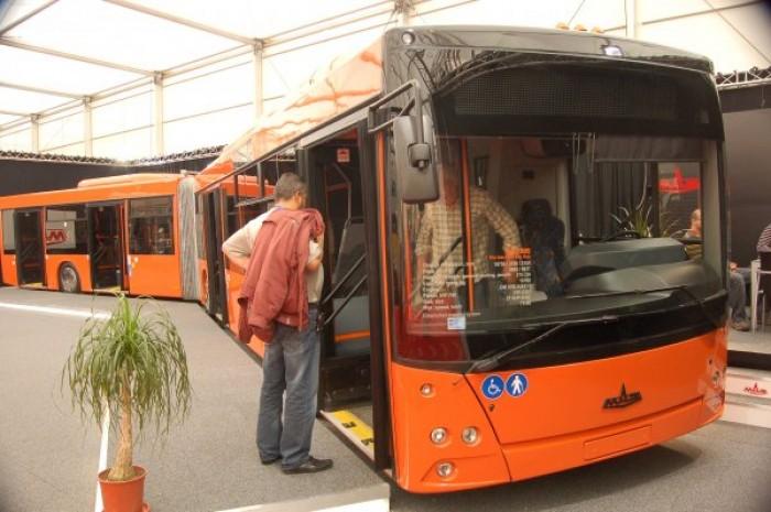 2010 MAZ bus