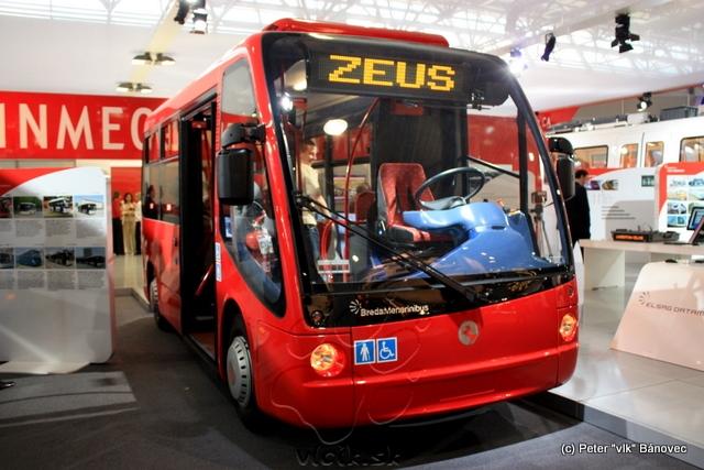 2011 BredaMenarini Zeus E