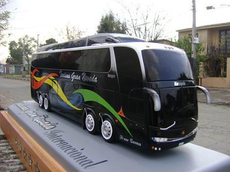 2011 Buses Gran Nevada Marcopolo Paradiso 1800DD