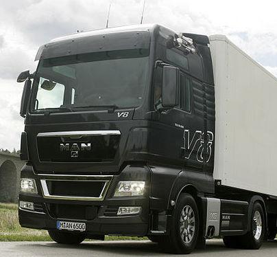 2011 MAN TGX 18.680, V 8
