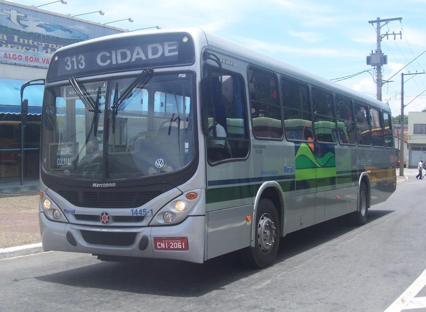 2011 Marcopolo Torino 7 - Volksbus 17.230 EOD