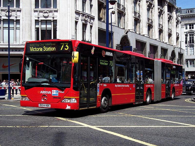 2011 Mercedes-Benz Citaro O530 Arriva London