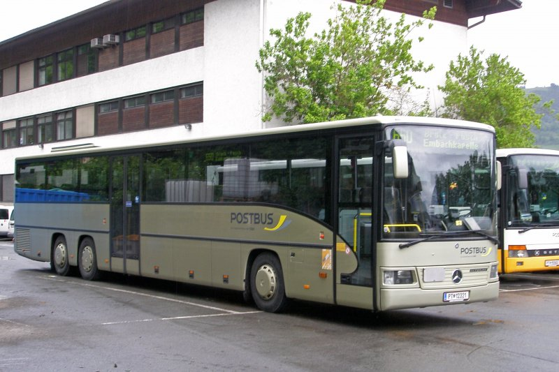 2011 Mercedes Benz O 550L, goldfarbe