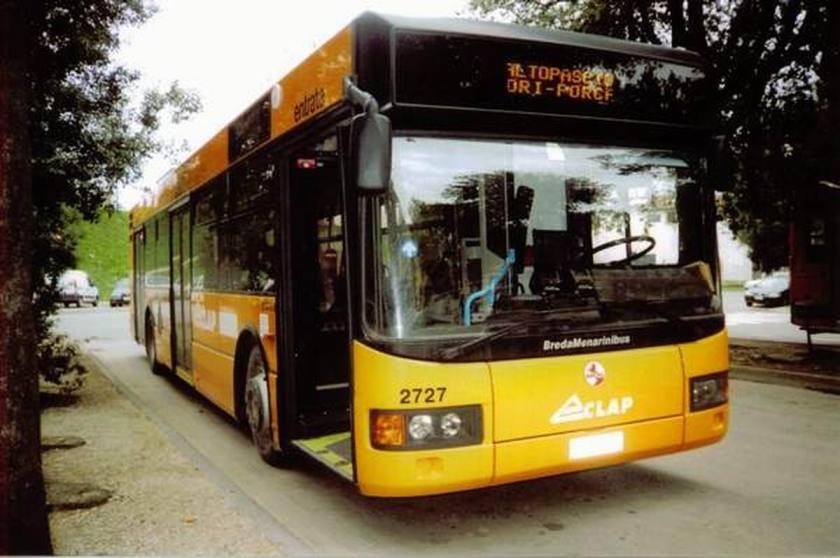 2012 BREDAMENARINIBUS 240LS  n° 2727