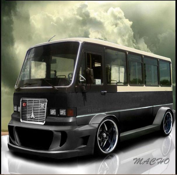 2012 MAGİRUS-ERKAN Minibüs