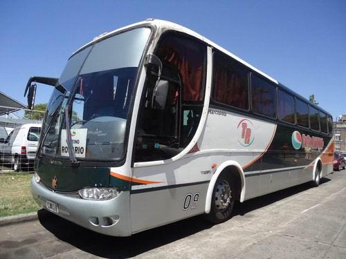 2012 Marcopolo Viaggio 1050 Volvo B7R Tata Rapido