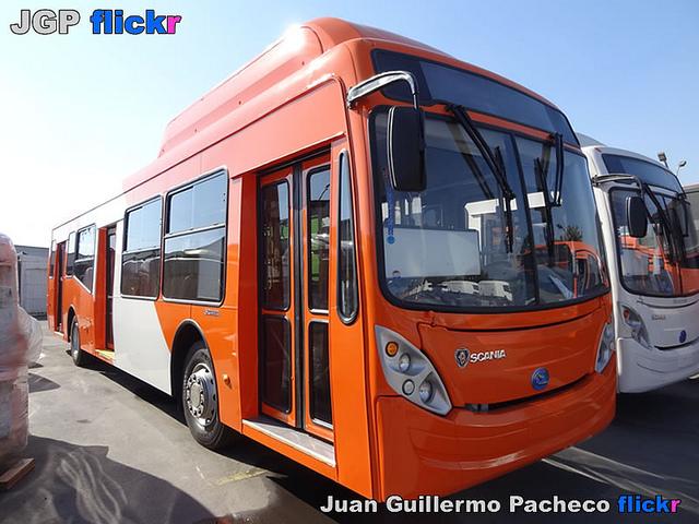 2012 Mascarello Gran Via  Scania K270  Transantiago